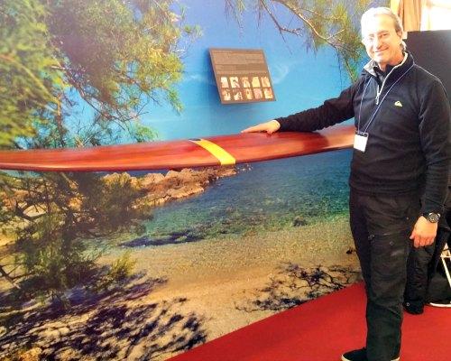 Das 1 Millionen Euro Board und sein Designer