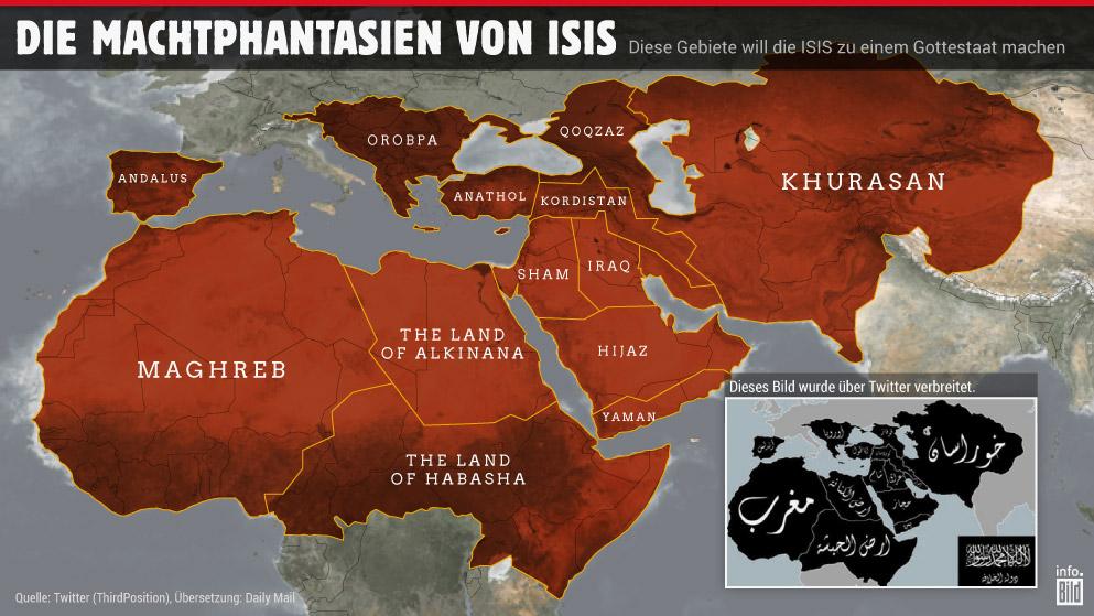 ISIS, eine Gefahr für Spanien?