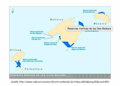 Das Naturschutzgebiet Cala Rajada ist das jüngste der 7 Naturschutz-Zonen auf den Balearen