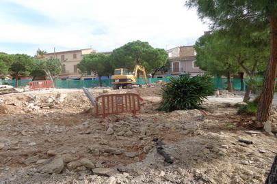 Andratx - Plaza Espana