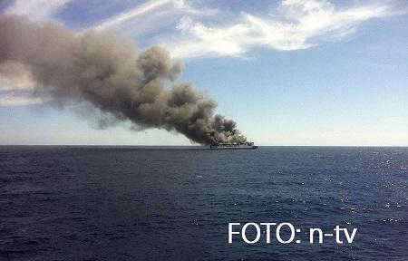 schiffsbrand