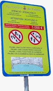 Benimmregeln auf Mallorca