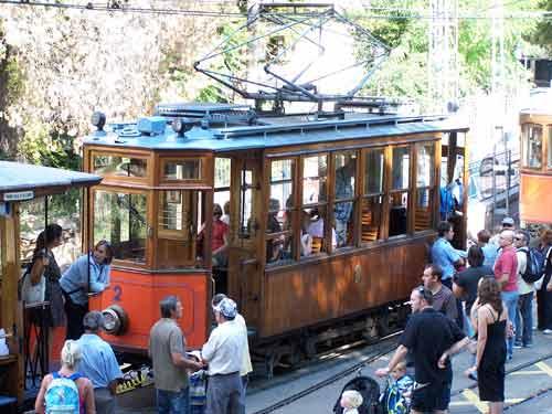 Bimmelbahn Mallorca
