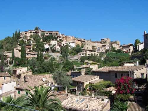 Deia das Künstlerdorf auf Mallorca