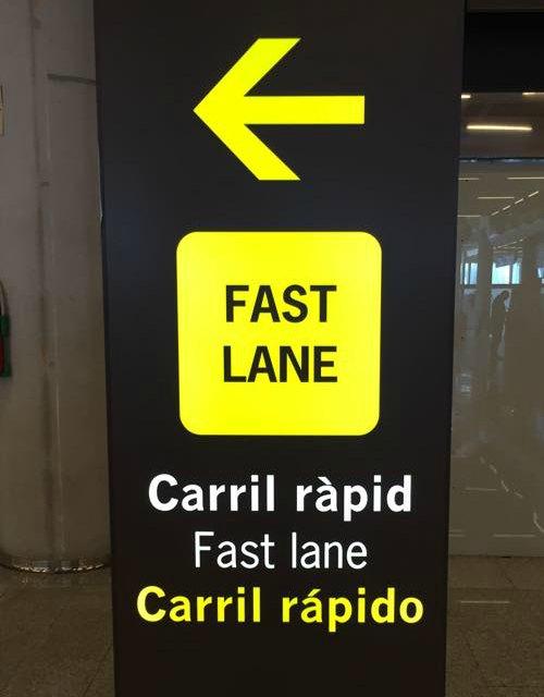 Fast Lane Palma