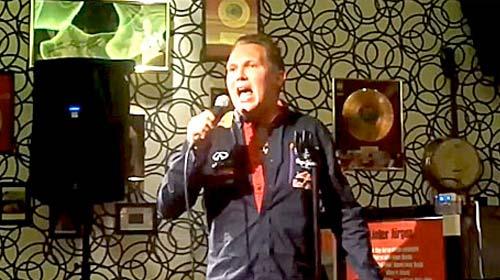 Karaoke Show im König von Mallorca
