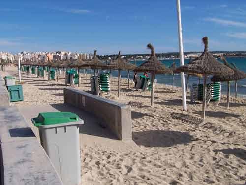 Playa de Palma nichts mehr los?