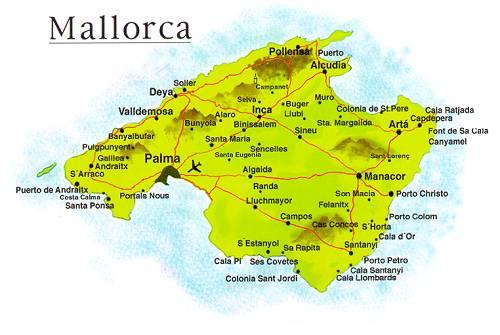 Geschichte Mallorca