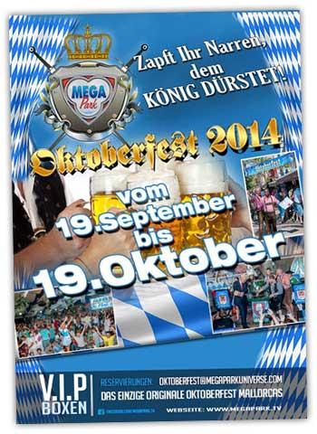 Oktoberfest Mallorca