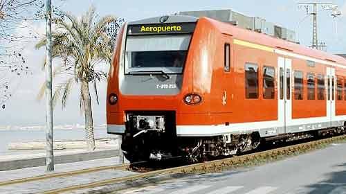 S-Bahn zum Airport Mallorca?