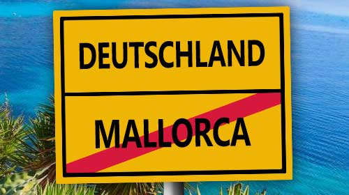 zurück nach Deutschland
